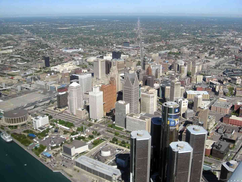Viaje a Detroit