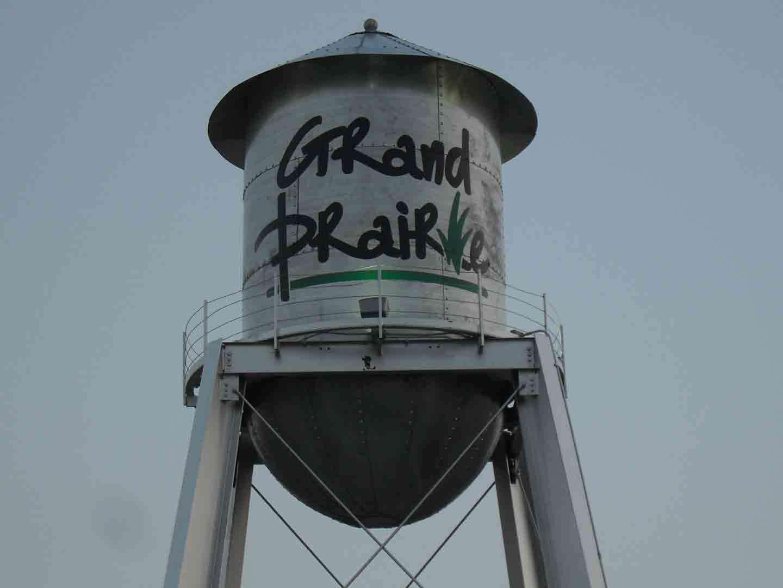 Viaje a Grand Prairie